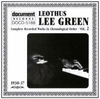 Lee Green Vol 2 1930 - 1937
