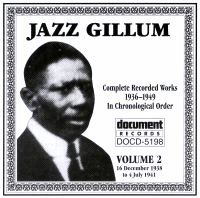 Jazz Gillum Vol 2 1938 - 1941