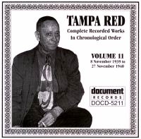 Tampa Red Vol 11 1939 - 1940