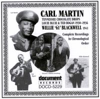 Carl Martin / Willie (61) Blackwell 1930 - 1941