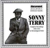Sonny Terry Vol 1 1938 - 1945