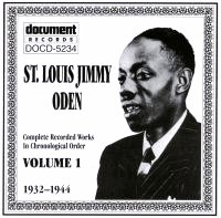 St Louis Jimmy Oden Vol 1 1932 - 1944