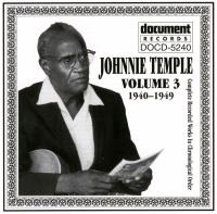 Johnnie Temple Vol 3 1940 - 1949