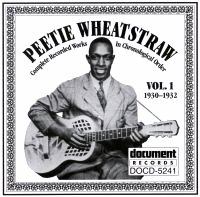 Peetie Wheatstraw Vol 1 1930 - 1932