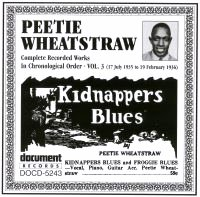 Peetie Wheatstraw Vol 3 1935 - 1936