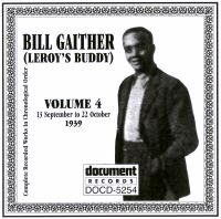 Bill Gaither (Leroy's Buddy) Vol 4 1939