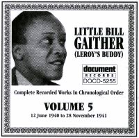 Bill Gaither (Leroy's Buddy) Vol 5 1940 - 1941