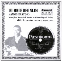 Bumble Bee Slim Vol 1 1931 - 1934