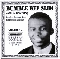 Bumble Bee Slim Vol 2 1934