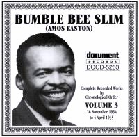 Bumble Bee Slim Vol 3 1934 - 1935