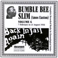 Bumble Bee Slim Vol 6 1936