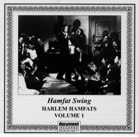 "Featured recording ""Hamfat Swing   Harlem Hamfats Vol. I"""