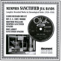 Sanctified Jug Bands 1928 - 1930