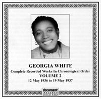 Georgia White Vol 2 1936 -1937