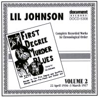 Lil Johnson Vol 2 1936 - 1937