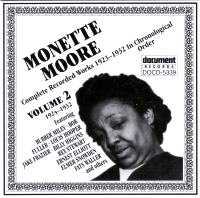 Monette Moore Vol 2 1923 - 1932