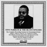 Tiny Parham & The Blues Singers 1926 - 1928