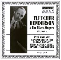 Fletcher Henderson & The Blues Singers Vol 2 1923 - 1924
