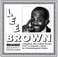 Lee Brown 1937 - January 1940