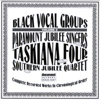 Black Vocal Groups Vol 2 1923 - 1928