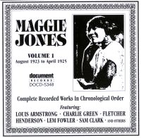 Maggie Jones Vol 1 1923 - 1925