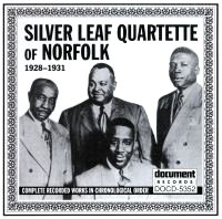 Silver Leaf Quartette of Norfolk