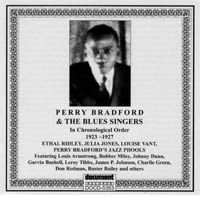 Perry Bradford & The Blues Singers 1923 - 1927