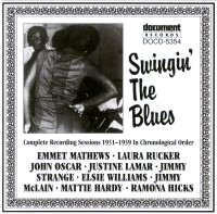 Swingin' The Blues 1931 - 1939