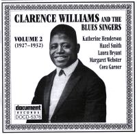 Clarence Williams & The Blues Singers Vol 2 1927 - 1932