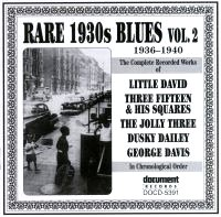 Rare 1930s Blues Vol 2 1936 - 1940