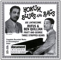 Hokum Blues & Rags 1929 - 1930s