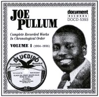 Joe Pullum Vol 1 1934 - 1935