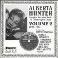 Alberta Hunter Vol 2 1923 - 1924