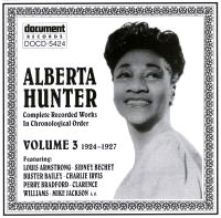 Alberta Hunter Vol 3 1924 - 1927