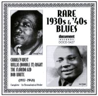 Rare 1930s & '40s Blues Vol 3 1937 - 1948