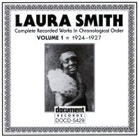 Laura Smith Vol 1 1924 - 1927