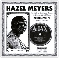 Hazel Meyers Vol 1 1923 - 1924