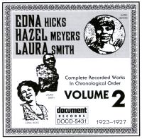 Edna Hicks Hazel Meyers Laura Smith Vol 2 1923 - 1927