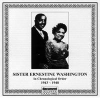 Sister Ernestine Washington 1943 - 1948