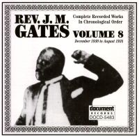 Rev J M Gates Vol 8 1930 - 1934