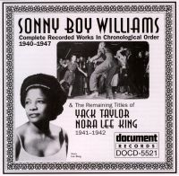 Sonny Boy Williams 1940 - 1947