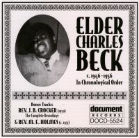 Elder Charles Beck Vol 2 1946 - 1956