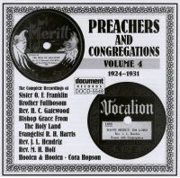 Preachers & Congregations Vol 4 1924 - 1931