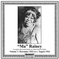 Ma Rainey Vol 1 1923 - 1924