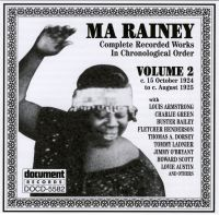 Ma Rainey Vol 2 1924 - 1925