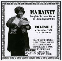Ma Rainey Vol 3 1925 - 1926