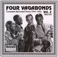 Four Vagabonds Vol 2 1942 - 1943