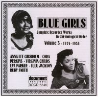 Blue Girls Vol 3 1924 - 1938