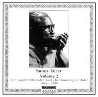 Sonny Terry Vol 2 1944 - 1949