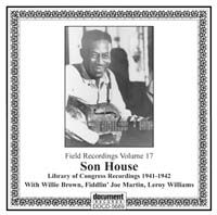 Field Recordings Vol 17 - Son House (1941-1942)